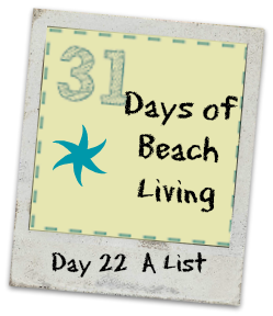 31days day 22