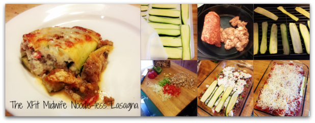 noodle-less lasagna