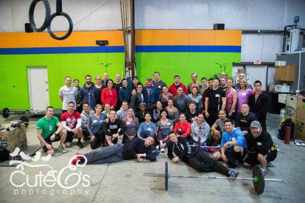 CrossFit Weightlifting Seminar. 03/22/14-03/23/14 at CrossFit Chronic.